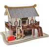 China Hotel Magic-puzzle/ CubicFun B668-53 3D Puzzle 31 Pieces