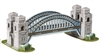 Sydney Bridge Magic-puzzle/ CubicFun B668-7 3D Puzzle 33 Pieces