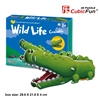 Crocodile CubicFun K1502h 3D Puzzle 13 Pieces