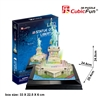 Statue Of Liberty CubicFun L505h 3D Puzzle 37 Pieces