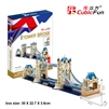 Tower Bridge CubicFun MC066h 3D Puzzle 120 Pieces