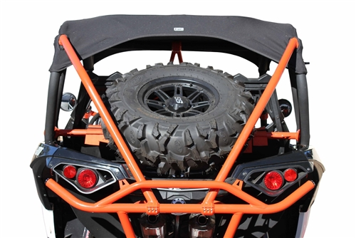 DRAGONFIRE RACING RACEPACE SPARE TIRE CARRIER