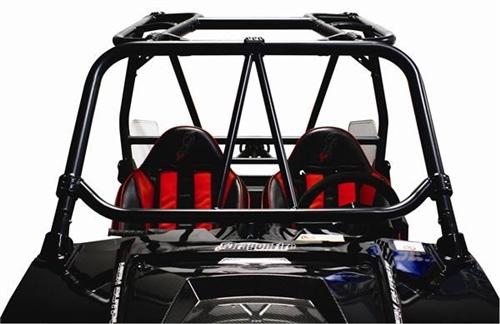 Dragonfire Racing UTV RacePace Headache Bars Red Polaris RZR 900 XP 1000