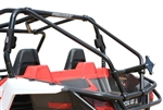 Dragonfire Racing RockSolid BackBones | Black | Adds Strength To Rear | 2011 2012 2013 2014 2015 2016 | Polaris RZR XP 900 | XP4 900 | Arctic Cat 700 Trail | Sport | Adrenaline Junkee | AJ