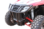 DragonFire Racing RockSolid Front Bumper | Black | Front Protection | 2015 2016 | Arctic Cat Wildcat 700 Trail | Wildcat 700 Sport | Adrenaline Junkee | AJ