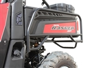 DragonFire Racing ReadyForce Rear ExoFrame | Polaris Ranger XP 900 | Crew | 570 | Full-Size | Diesel | Aftermarket | UTV Accessories | Parts | Rear Bed Protection | Steel Tubing | Black | Adrnealine Junkee | AJ