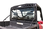 Dragonfire Racing ReadyForce HeadAche Rack | 2012-2016 | Polaris Ranger XP 900 | 570 | Diesel | Crew XP 900 | Aftermarket | Black | Powder Coat | Complete Rear Protection | Sleek and Stylish Design | Cut Outs for Cargo Lights | Adrenaline Junkee | AJ