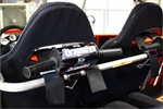 Dragonfire Racing Jr Navigation Bar Handles | 2010-2013 Polaris RZR 900 XP4 | RZR-4 | Aftermarket | Safety | 2010 2011 2012 2013 | Adrenaline Junkee | AJ