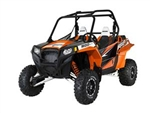 Dragonfire Racing Orange Madness LoBoy Door Graphics | 2013 2014 2015 Polaris RZR XP 900 | XP4 | Ranger XP 900 | Aftermarket |  3M | Accessories | Adrenaline Junkee | AJ