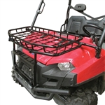 Seizmik | Hood Rack | Polaris Ranger | Easy Installation | No drilling required | Adjustable tilt angle | tubular steel bracket | Steel | Powder coated | AJ | Adrenaline Junkee