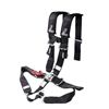 DRAGONFIRE UTV SEAT BELT 5 POINT HARNESS RESTRAINT | POLARIS RZR | XP| S | 800 | 900 | 4 | 570 | 170 | CAN AM COMMANDER | KAWASAKI TERYX | ARCTIC CAT WILDCAT | PROWLER | YAMAHA RHINO | GATOR | MAVERICK | ADRENALINE JUNKEE | AJ