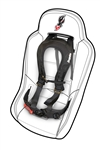 EVO Harness By DragonFire Racing | Style and Comfort | Non-Slip Design | Micro-Suede Collar Trim | Body Contoured | Ballistic Nylon | DFR | Feel The Heat | Adrenaline Junkee | AJ