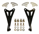 DragonFire Racing Harness Anchor | Can Am Maverick X DS | Maverick X DS Turbo | Pair | 3x3 Harness | 4-Point | Dragonfire Racing | DFR | Adrenaline Junkee | AJ