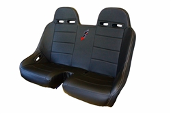Dragonfire Racing Front Bucket Bench Seat | Aftermarket | UTV Accessories | 2008 2009 2010 2011 2012 2013 Polaris RZR XP 900 | RZR-XP4 | RZR-800 | RZR-S | RZR-4 | RZR-570 | Adrenaline Junkee | AJ