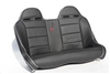 Dragonfire Racing Rear Bucket Bench Seat | Aftermarket | UTV Accessories | 2010 2011 2012 2013 Polaris RZR-4 800 | Adrenaline Junkee | AJ