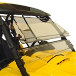 Kolpin Full Tilting Windshield | 2011-2013 Can Am Commander 800 | 1000 | Aftermarket | Safety | Protection | UTV Accessories | 2011 2012 2013 | Adrenaline Junkee | AJ