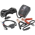 BikeMaster Automatic Battery Charger | Aftermarket | UTV Parts | Accessories | Wall Charger | Polaris RZR | Ranger | Can Am Maverick | Commander | Kawasaki Teryx 4 | Arctic Cat Wildcat | Prowler | Yamaha Rhino | Mule | Adrenaline Junkee | AJ