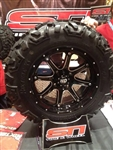 "17"" STI Wheel and Tire Package 