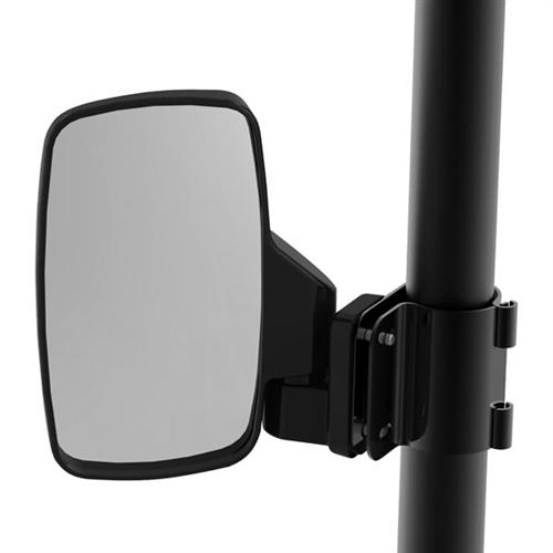Kawasaki Mule UTV ABS Break-Away Side Mirror Qty-2 Shatter-Resistant Black New