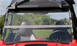 Seizmik | Versa-Flip | Windshield | Trailerable up to 65mph | Optical-grde acrylic | Upper, Lower and Full Configurations | High Performance | Polaris RZR |AJ | Adrenaline Junkee