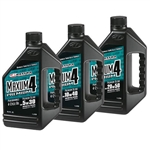 MAXIMA MAXUM4 PREMIUM OIL | UTV PARTS | ACCESSORIES | AFTERMARKET | CHEMICAL | POLARIS RZR | RANGER | CAN-AM COMMANDER | MAVERICK | GATOR | KAWASAKI TERYX 4 | YAMAHA RHINO | ARCTIC CAT PROWLER | WILDCAT | MULE | ADRENALINE JUNKEE | AJ
