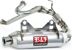 YOSHIMURA UTV RS-8 3/4 SYSTEMS EXHAUST FOR 2011-2012 CAN-AM COMMANDER 800R | 800R XT | 1000 | 1000 X | 1000 XT | ADRENALINE JUNKEE | AJ