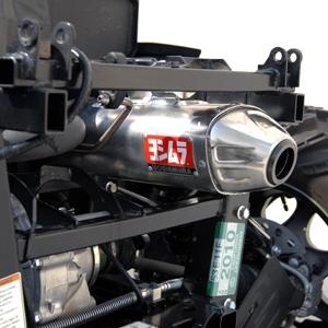 YOSHIMURA UTV SIGNATURE SERIES RS-8 STAINLESS STEEL FULL EXHAUST SYSTEM |  2008-2014 POLARIS RZR 800 | RZR S | RZR 4