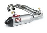YOSHIMURA UTV SIGNATURE SERIES RS-4 STAINLESS STEEL FULL EXHAUST SYSTEM | 2011-2013 POLARIS RZR XP 900 | 2011 2012 2013 | 399000D520 | PERFORMANCE | AFTERMARKET PARTS | ADRENALINE JUNKEE | AJ