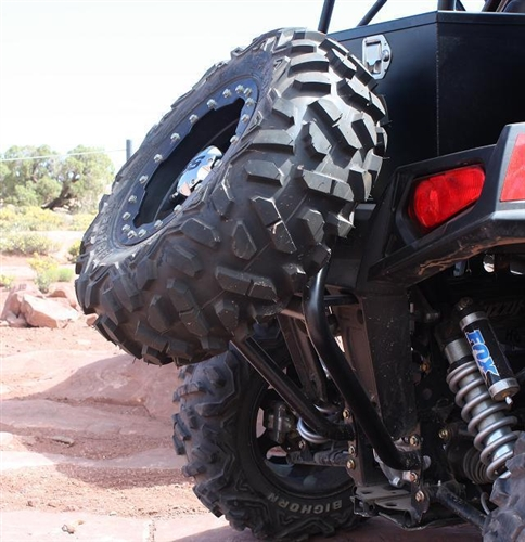 Holz Racing Pre Runner Rear Bumper With Spare Tire Mount