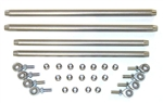 Holz Racing Heavy Duty Radius Rod Kit | 2011-2013 Polaris RZR XP 900 | XP4 | Aftermarket | Suspension | UTV Parts | 2011 2012 2013 | Adrenaline Junkee | AJ