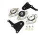 Holz Racing Billet Motor Mount Kit for 2011-2013 Polaris RZR XP 900 | RZR XP4 900 | Aftermarket | UTV Parts | Engine | 2011 2012 2013 | Adrenaline Junkee | AJ