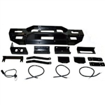 WARN UTV WINCH MOUNTING SYSTEMS | UTV PARTS | AFTERMARKET | ACCESSORIES | 2008 2009 POLARIS RANGER 500 | 700 | CREW | 4X4 | 6X6 | ADRENALINE JUNKEE | AJ
