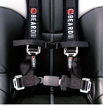 Beard Safety Harness 2x2 Automotive Buckle With Pads | Aftermarket | Accessories | Polaris RZR XP 900 | XP4 | 800 | S | 4 | Can Am Commander | Maverick | Arctic Cat Wildcat | Kawasaki Teryx | Yamaha Rhino | Prowler | Mule | Ranger | Adrenaline Junkee | AJ