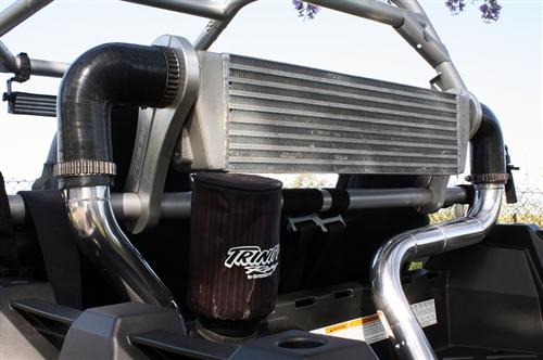 TRINITY RACING 10 PSI TURBO KIT FOR POLARIS RZR XP 900 | RZR XP4 900