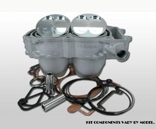 TRINITY RACING 84MM 850CC BIG BORE KIT FOR 2008-2013 POLARIS RZR 800 |  RZR-S | RZR-4