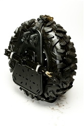 Pro Armor Quickshot Universal Spare Tire And Accessory