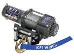 KFI 3000 lb Winch | Aftermarket | Cable Rope | UTV Accessories | Polaris RZR | Ranger | Can Am Maverick | Commander | Arctic Cat Wildcat | Prowler | Kawasaki Teryx | Mule | Yamaha Rhino | Viking