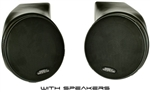 SSV WORKS FRONT KICK PANELS WITH OR WITHOUT SPEAKERS FOR CAN-AM COMMANDER