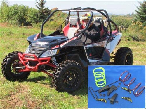 DUV A700 Clutch Kit RPM Dalton Clutches 14+ Arctic Cat Wildcat 700 Trail//Sport
