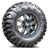 EFX MotoClaw Tire | All Terrain Tire | DOT Approved | 6-ply Bias Construction | 8-ply Radial Construction | Polaris RZR | Ranger | Can Am Maverick | Commander | Kawasaki Teryx | Arctic Cat Wildcat | Adrenaline Junkee | AJ