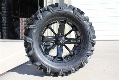 14 Inch Tires >> Efx Moto Mtc All Terrain Tire Package 14 Inch