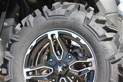 Wheel And Tire Package Deals >> EFX Moto MTC Tire & MSA Wheel Package | 15 Inch | MotoSport Alloy | All Terrain UTV Tire ...
