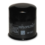 Hiflofiltro Oil Filter | Black | Engine | Polaris RZR XP 900 | XP4 | 800 | S | 4 | Ranger | Can Am Commander 800R | R XT | 1000 | X | XT | Kawasaki Teryx 750 4 | Arctic Cat Prowler 550 | 650 | 700 | Yamaha Rhino | Mule | Adrenaline Junkee | AJ