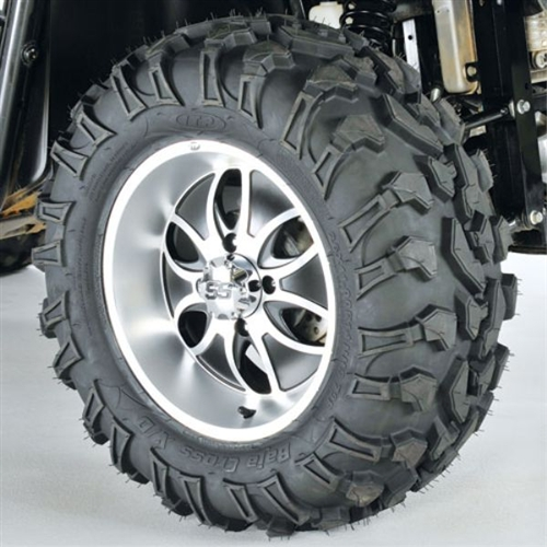 Itp Bajacross Radial Tires Trail Tires 6 Ply Tires