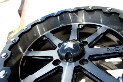 Motosport Alloy M21 Lok Beadlock Wheel 15 Inch