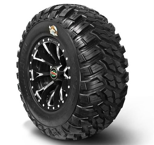 15 Inch Tires >> Gbc Kanati Mongrol Tire Wheel Package Utv Tires 15 Inch