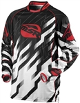 MSR NXT Legacy Jersey for Adults | Black | Red | Grey | Shirts | Polaris RZR XP 900 | XP4 | 800 | RZR-S | RZR-4 | Can Am Commander 800 | 1000 | Arctic Cat Wildcat 1000 | Kawasaki Teryx 4 | Yamaha Rhino | Ranger | Mule | Prowler | Adrenaline Junkee | AJ
