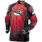 MSR NXT Reflect Jersey for Adults | Black | Red | Green | Cyan | Polaris RZR XP 900 | XP4 | 800 | RZR-S | RZR-4 | Can Am Commander | Maverick | Kawasaki Teryx 4 | Arctic Cat Wildcat 1000 | Yamaha Rhino | Prowler | Mule | Adrenaline Junkee | AJ