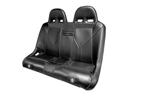 Strange Pro Armor Sniper Bench Seat For 2010 2013 Polaris Rzr Xp4 900 Rzr 4 800 All Black Evergreenethics Interior Chair Design Evergreenethicsorg