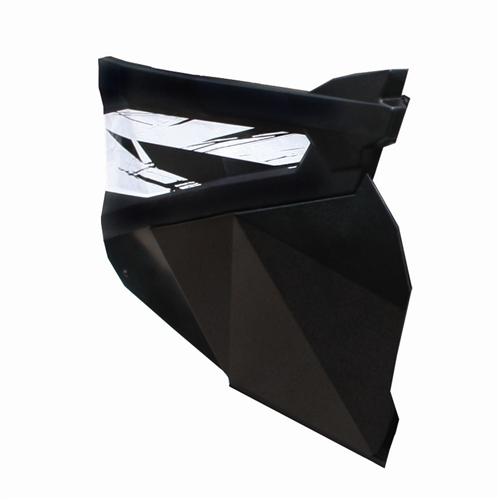 Alternative Views  sc 1 st  Adrenaline Junkee & Pro Armor Lower Door Inserts | Polaris RZR XP 1000 | 2-Seat Models ...
